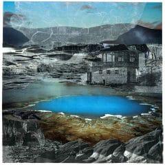 Gudrun Brückel die blaue Lagune